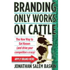 Branding Only Works on Cattle cover