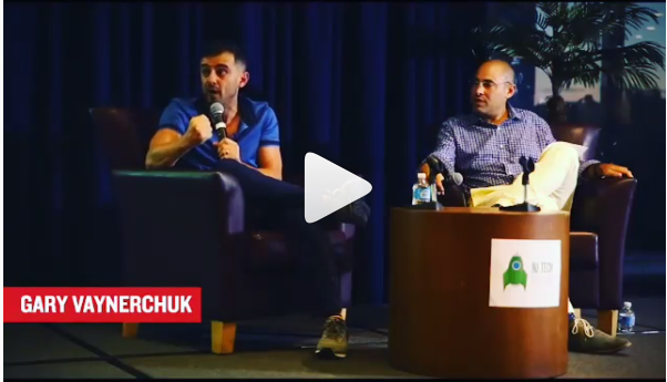 @GaryVee on the 4 hours he's sure we're wasting