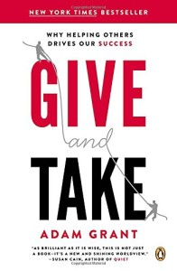 Give and Take cover
