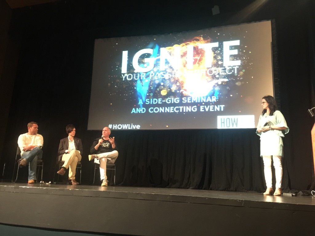 Ignite Your Passion Project