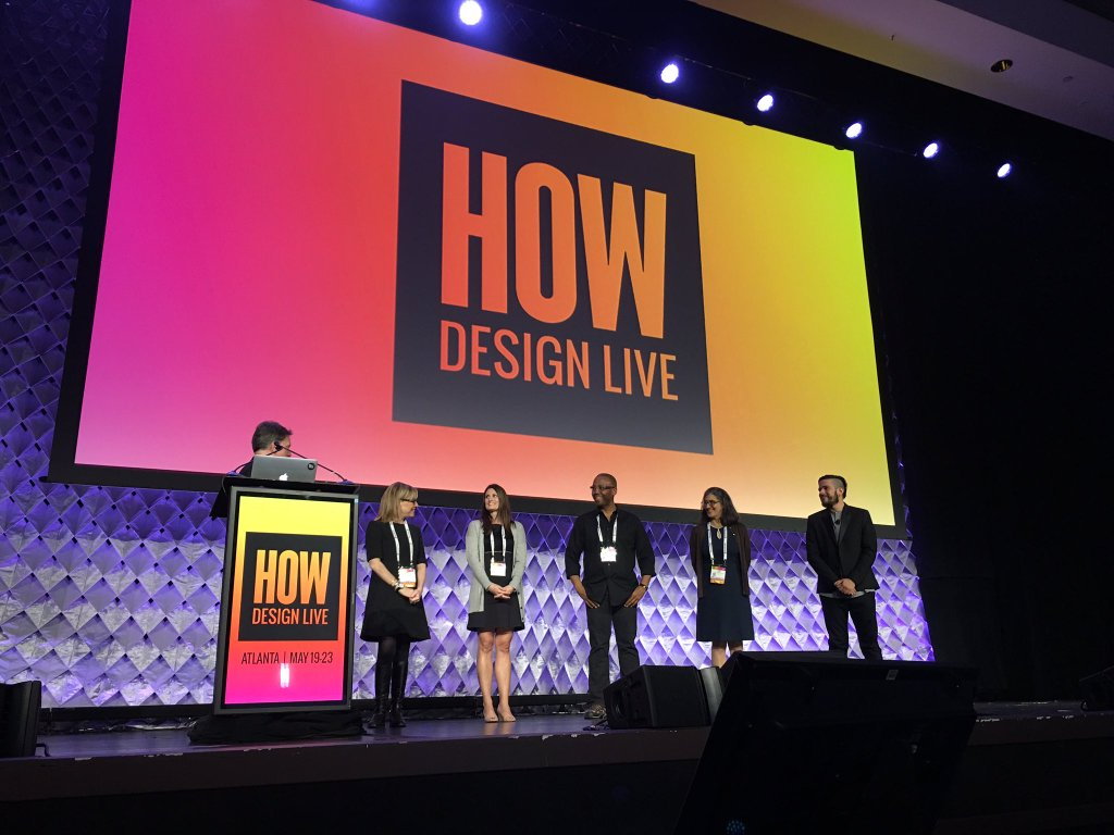 Program Partners for HOW Design Live 2016